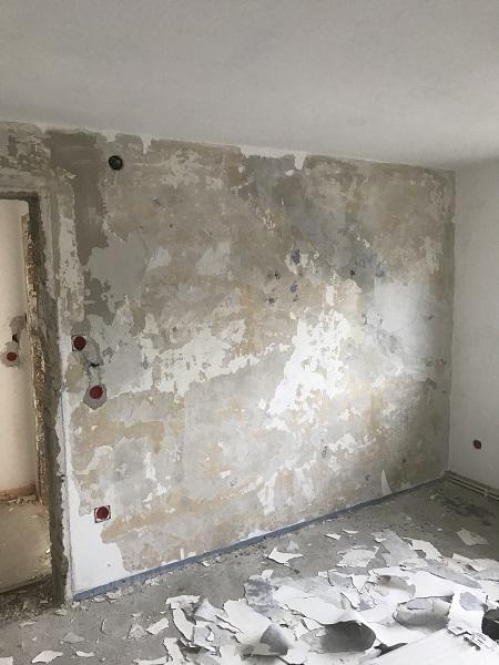 Renovierung und Komplettsanierung